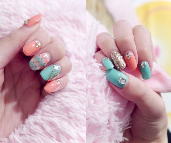 47 Best Nails: Korean Images On Pinterest