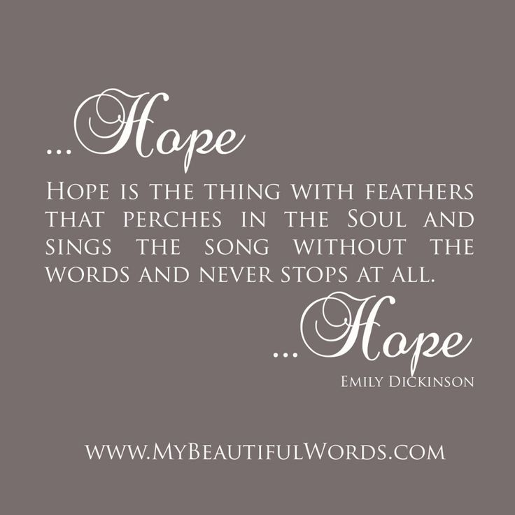 Best 25+ Quotes About Hope Ideas On Pinterest