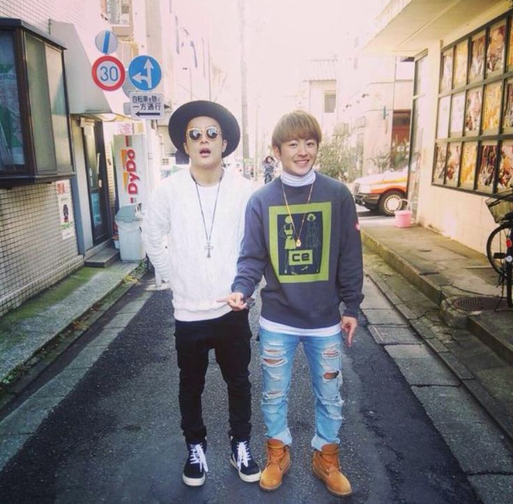 GENERATIONS from EXILE TRIBE / EXILE 白濱亜嵐 Shirahama Alan & GENERATIONS from EXILE TRIBE 佐野玲於 Sano Reo