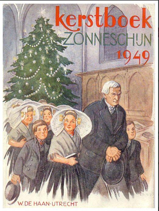 Kerstboek uit 1940.