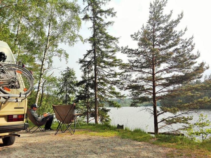 HÄTTEBODA VILDMARKSCAMPING /// Irgendwo in Schweden als ich zur Pfadfinderin wurde