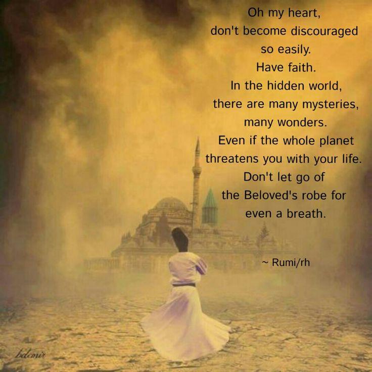 Best 25+ Sufi Quotes Ideas On Pinterest