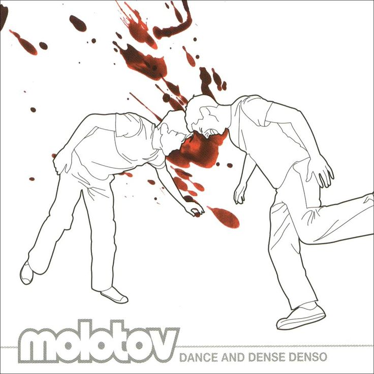 Caratula Frontal de Molotov - Dance And Dense Denso