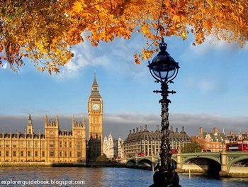 Menelusuri Keindahan Queen's Walk di Tepi Sungai Thames, London   Explorer Guidebook