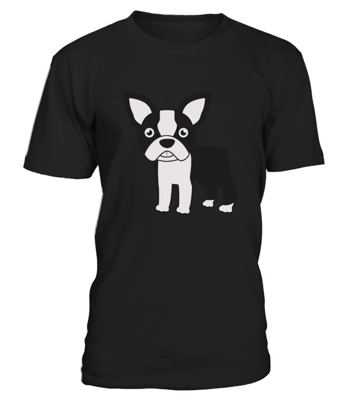 Cute Boston Terrier  Funny Podcast T-shirt, Best Podcast T-shirt