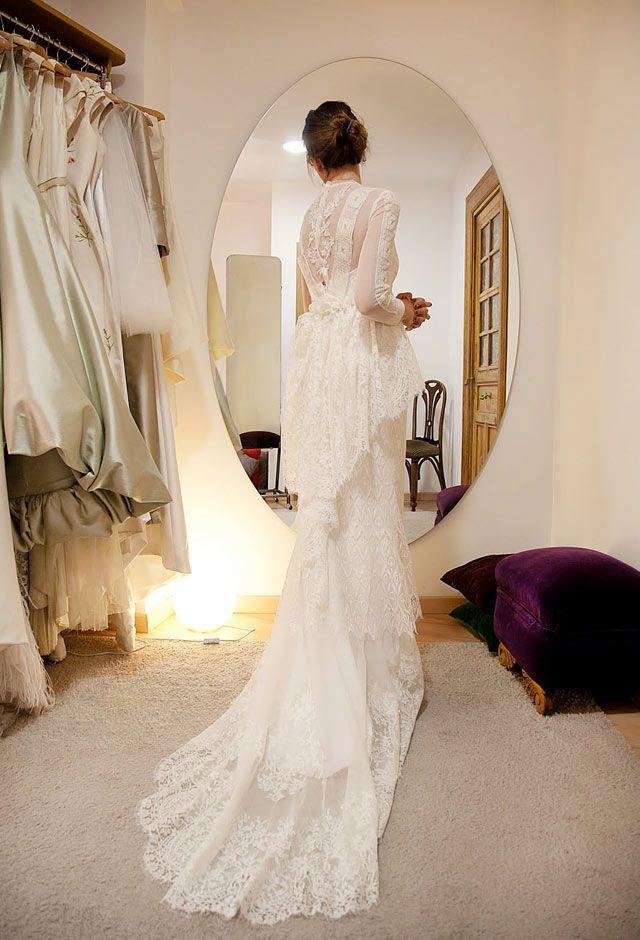 El vestido de Angélica de Alburquerque