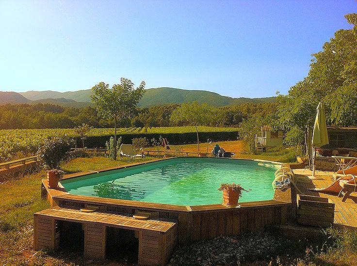 Gite la Grange - Holiday Cottage in Luberon - Grambois - Luberonweb