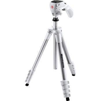 Statyw Manfrotto Compact Action biały