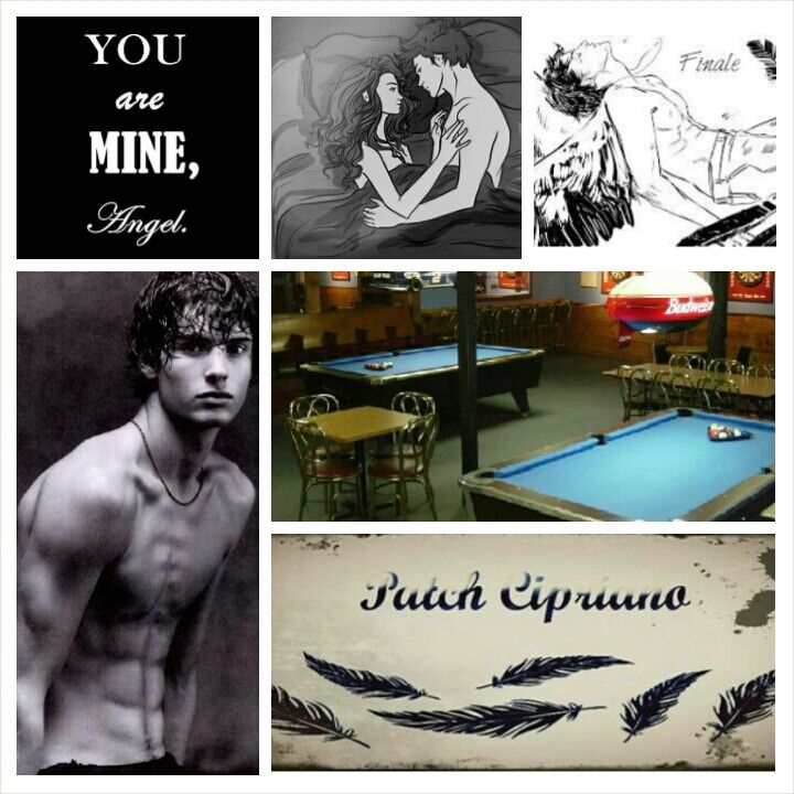 Characters like patch cipriano quotes