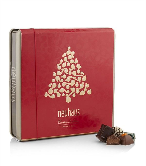 Wantr - Neuhaus Christmas Chocolate Tin (32 Pieces)