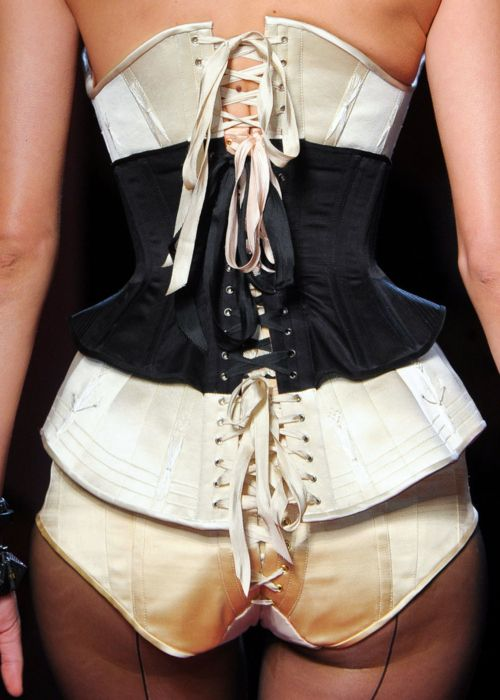 Jean-Paul Gaultier Haute Couture spring 2012