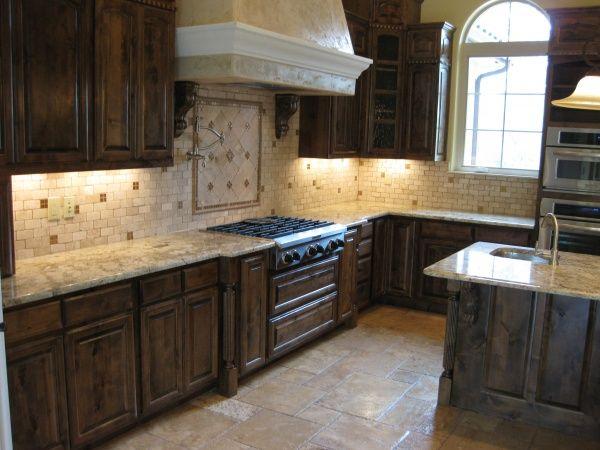 Travertine Stone Countertops : Best typhoon bordeaux kitchen images on pinterest