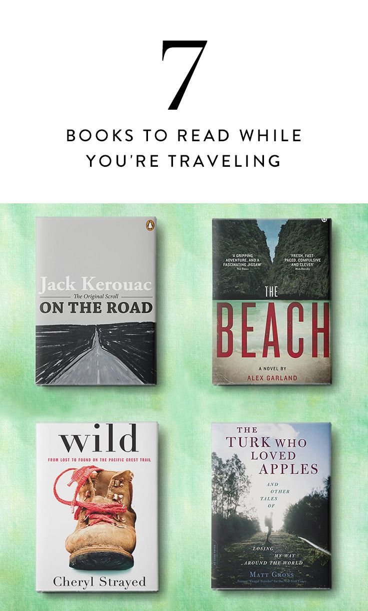 Before the turkey and the stuffing and the pumpkin pie, there's the airport and the middle seat and the traffic on the highway. This calls for a great book. And this year, we're going a little meta with engrossing reads about travel.