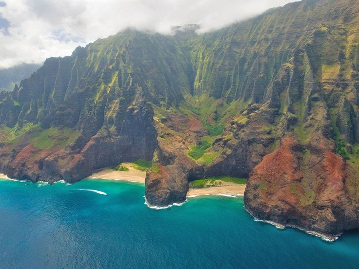 L'île de #Kauai, #Hawaï