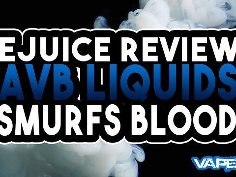 Hey guys so in todays video we take a look at avb liquids smurfs blood e juice and give you our review. Smurfs blood by avb liquids is a take on the good old blue slush, The e juice in this review is extremely nice and avb liquids smurfs blood really does capture the taste of a blue slush well! Smurfs blood has a great raspberry flavour to it which hits you straight away with a ever so slight cooling sensation on the exhale. Smurfs blood by avb liquids is a fantastic e juice liquid and is…
