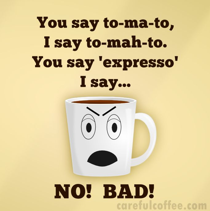 For all of the 'expresso' lovers out there  ;)  #coffee #espresso