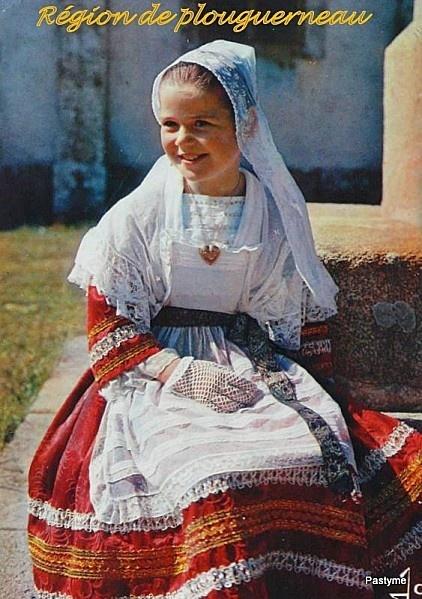 Une bretonne presque aussi jolie que Marie-Edwige!