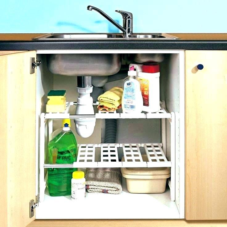Etagere Sous Evier Ikea Trick Rangement Sous Evier Meuble Rangement Cuisine Meuble Rangement