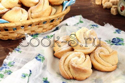 Творожное печенье «Розочки» . Обсуждение на LiveInternet - Российский Сервис Онлайн-Дневников