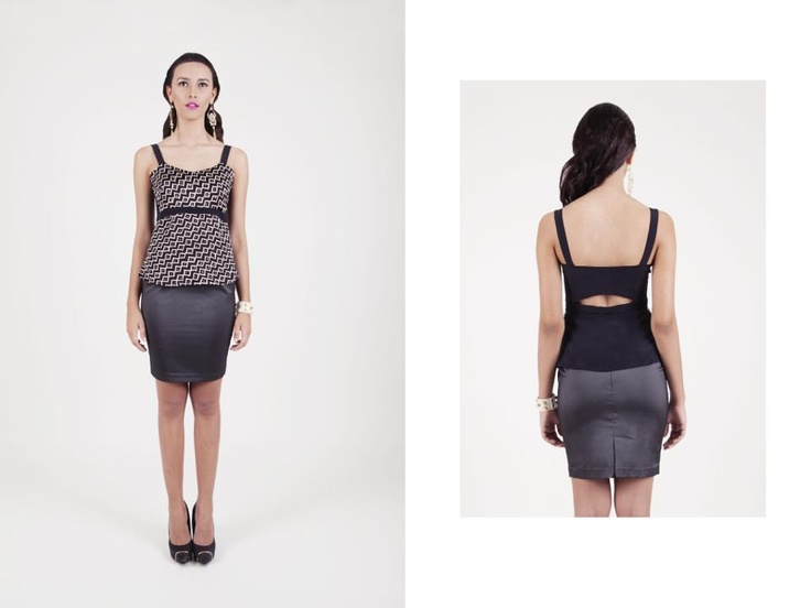 Avenue Top from Global Nomad Collection by Namayinda