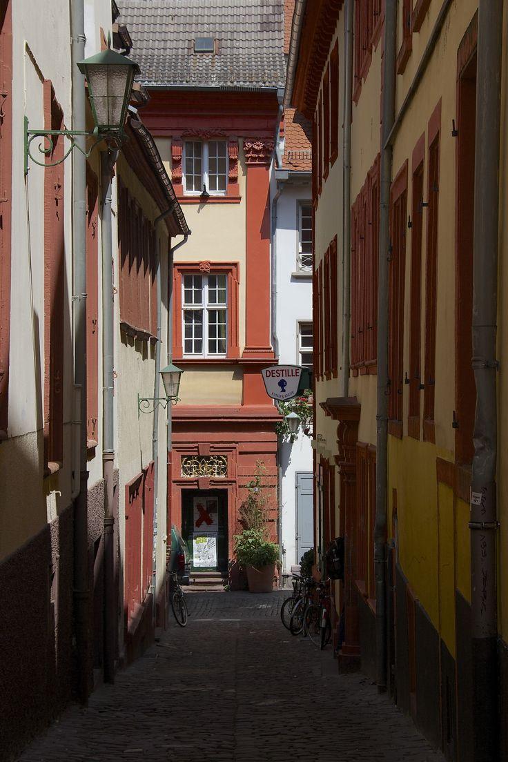 The Old Town Heidelberg