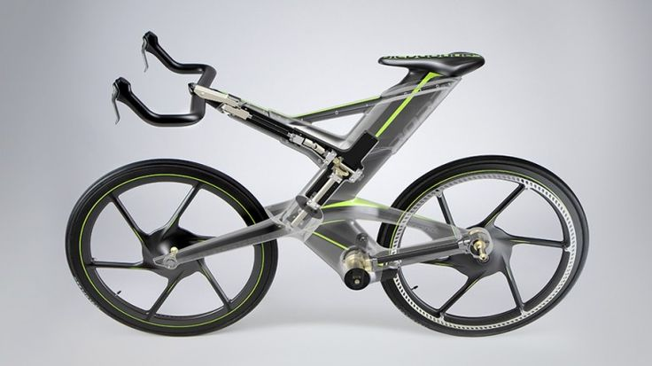 With no front fork, the CERV uses a mechanism embedded in the bike's frame to steer: Cerv Bike, Bike Design, Cerv Concept, Cannond Cerv, Concept Bike, Racing Vehicles, Priorities Design, Cannond Concept, Design Blog