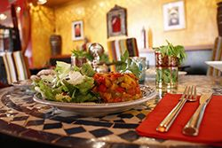 Marokkanisches Restaurant Kasbah