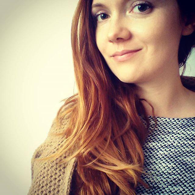 Dzisiaj robię wszystko, żeby tylko nie pracować  Ciężki poniedziałek ;) #redhair #redhead #longhair #polishgirl #martyna #martynaszulist #szulist #work #face #portrait #woman #girl #ruda #rudowłosa #dlugiewlosy #długiewłosy
