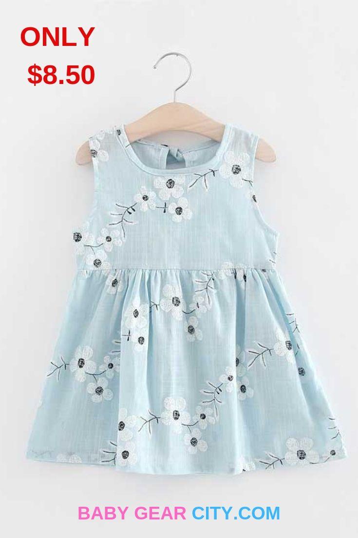 Summer Girl Dress Baby Gear City Girls Dresses Summer Dresses Kids Girl Little Girl Dresses [ 1102 x 735 Pixel ]