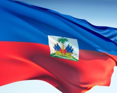 The Haitian Flag