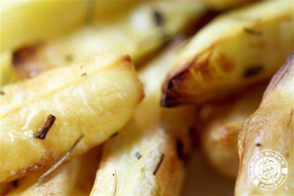 Marijke kookt: Knapperige oven frietjes
