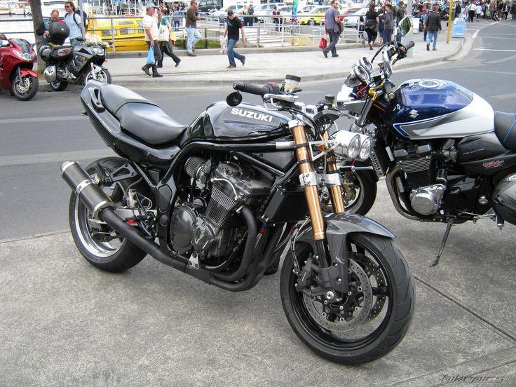 1996 Suzuki Bandit 1200