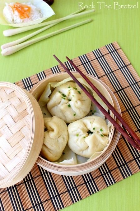 Les 91 meilleures images propos de bouch es bouchon - Cuisine asiatique vapeur ...