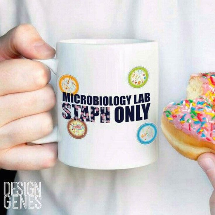 Happy med lab week! This mug is for staph(ylococcus) only   Med lab collection…