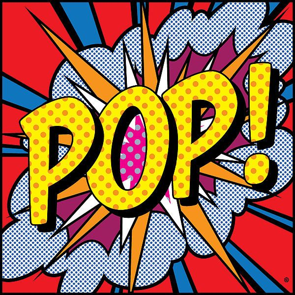 POP Art #4 Art Print by Gary Grayson