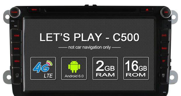 4 T SIM LTE Nerwork Radio Car DVD player for VW Skoda Octavia 2 Android 6.0 2 G of RAM WI-FI 1024 * 600 Car GPS 19751,52 руб  / шт   Бесплатная доставка   Buy now!