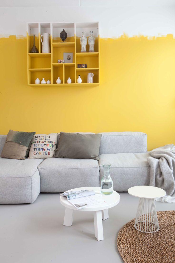 Meer dan 1000 ideeën over Gele Muren op Pinterest - Lichtgele ...