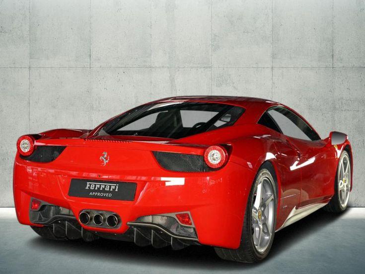 2020 Ferrari 458 Italia in 2020 | Ferrari 458, Ferrari 458 ...