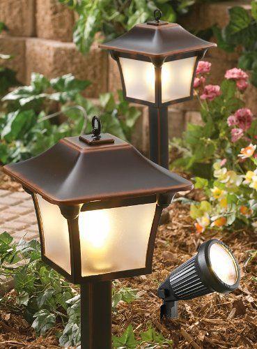 6 pc malibu landscape light kit by malibu die cast metal - Malibu Landscape Lighting