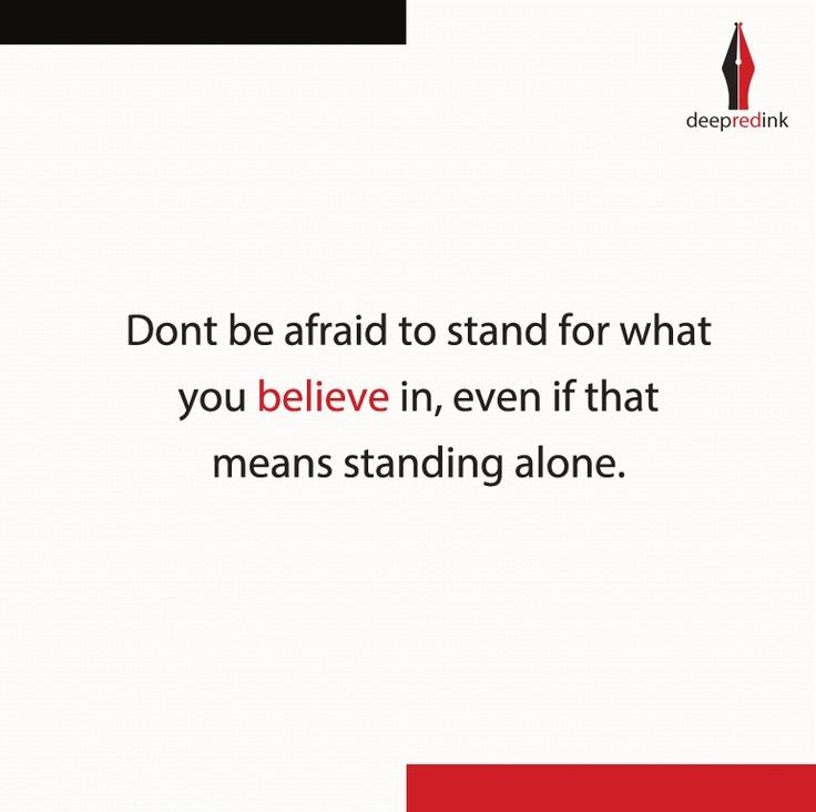 #Belief