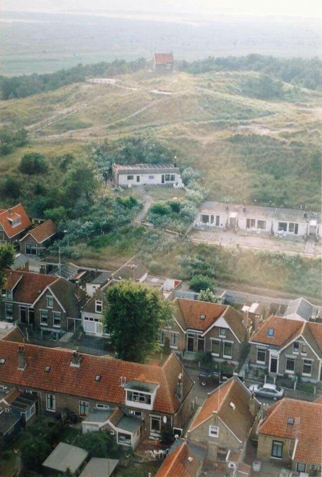 Bunker Huisjes, Terschelling, Friesland.