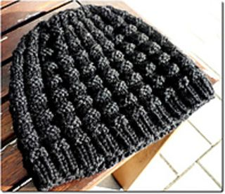 nice stitch on this crochet hat... free pattern from agnes kutas-keresztes @ ravelry