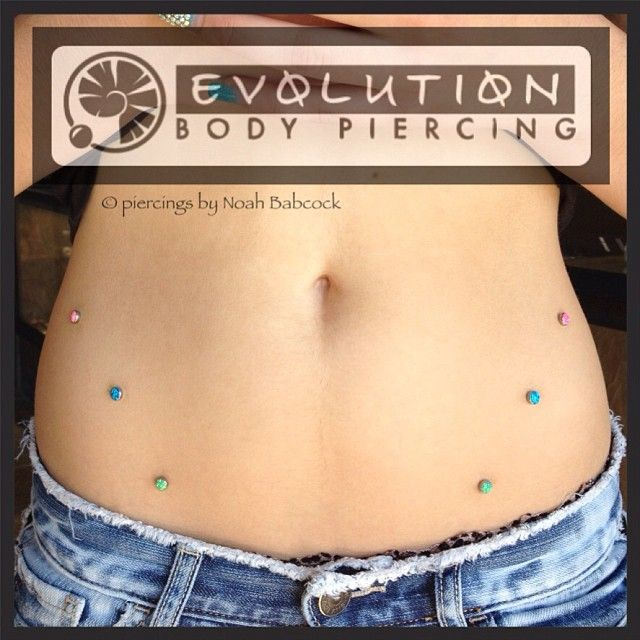 how to know if piercing is healed