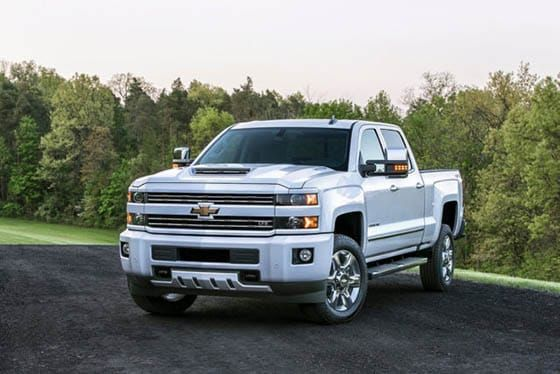 2018 Chevy Silverado 2500 HD