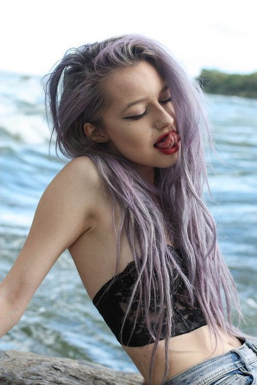 Directions Lilac Hair Dye