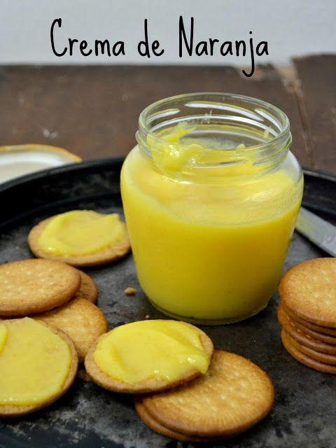 Orange curd (Crema de naranja) en microondas | Cuuking! Recetas de cocina