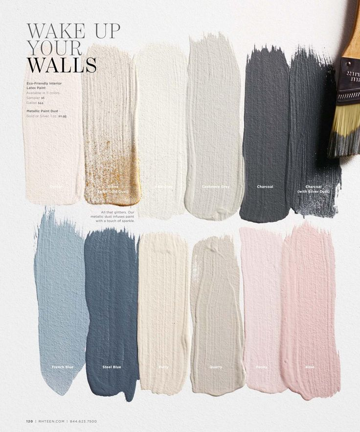 restoration hardware paint