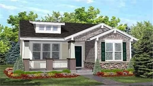 This charming bungalow offers plenty of curb appeal A
