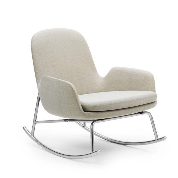 Era Rocking Chair Low schommelstoel   Normann Copenhagen