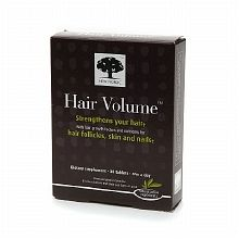 New Nordic Hair Volume, Tablets $19.99 | Give your hair a boost at Walgreens.com.